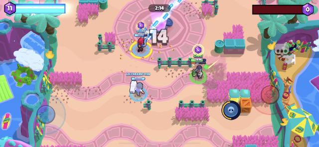 brawl stars android multiplayer games