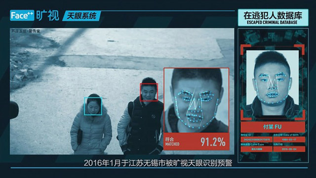 China is Using Facial Recognition to Restrict the Movement of Minorities