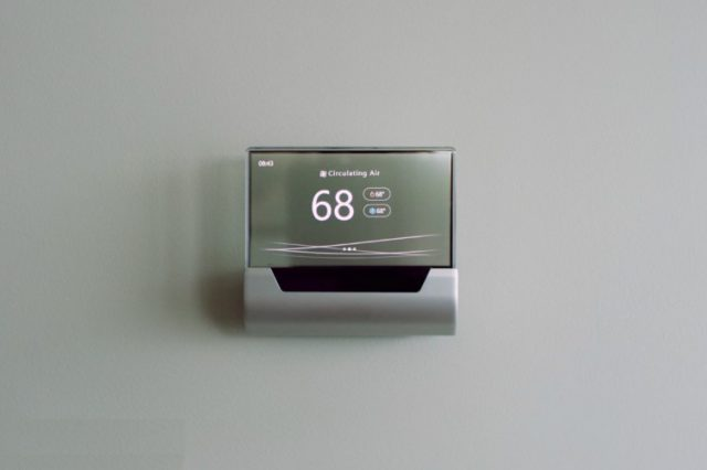 cortana thermostat