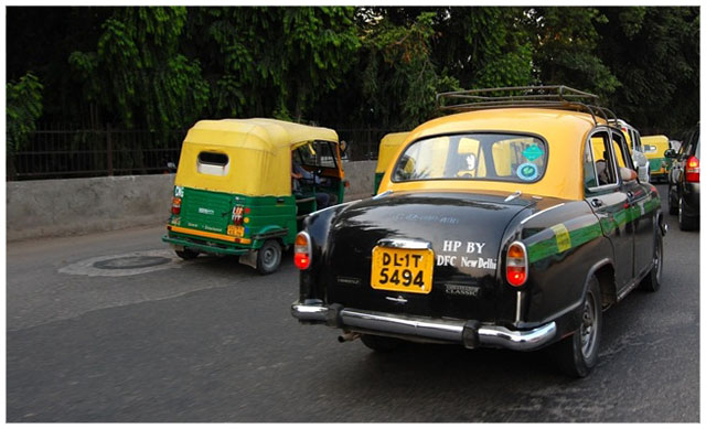 Delhi to Mandate QR Codes, GPS in Cabs and Autos to Increase Security