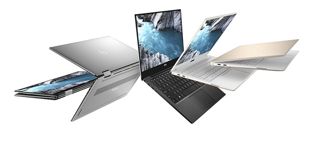 Dell XPS 13 Gets New Design, 4K Display and 8th-Gen Intel CPUs