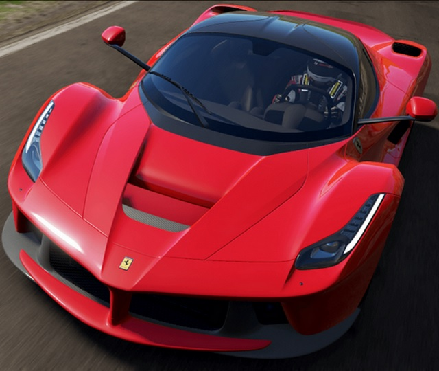 Ferrari Revving Up To Launch An Electric Supercar, And Its