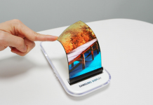 foldable smartphone samsung huawei