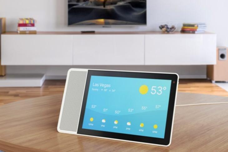google assistant smart displays