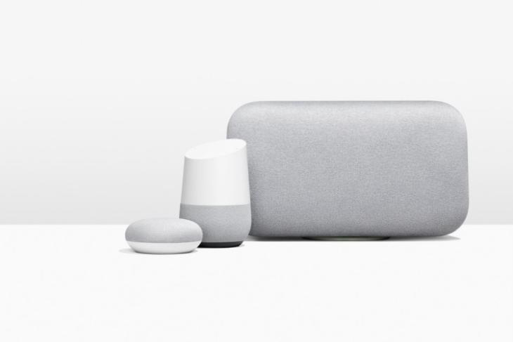 google home all three featured