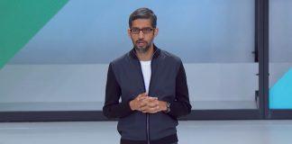 google sundar pichai - alphabet CEO