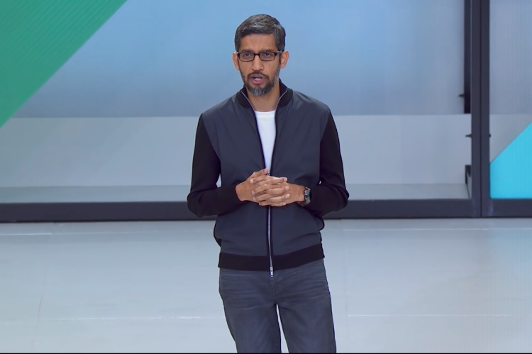 Google's Sundar Pichai Scores Huge Pay Increase With Promotion To Alphabet CEO