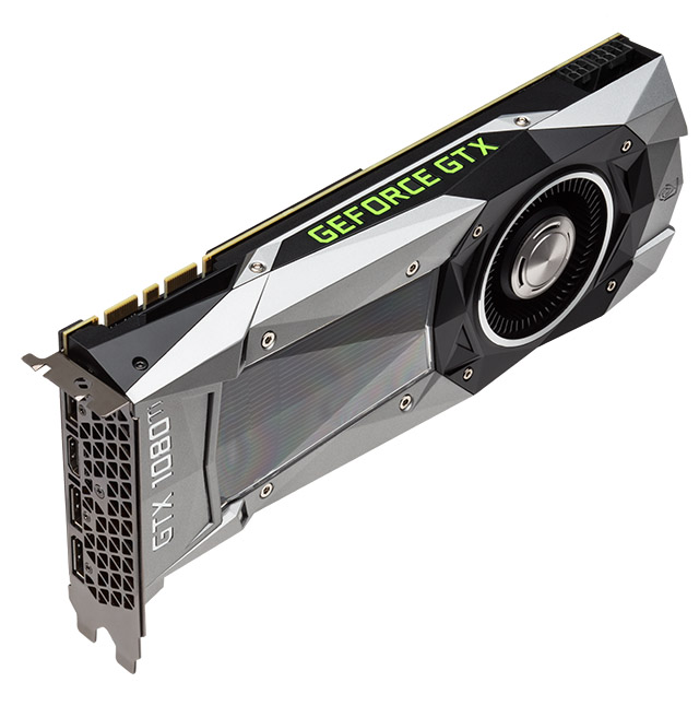 Cryptocurrency Hype Fires Up a Shortage of High-End GPUs