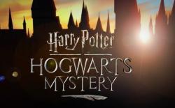 harry potter hogwarts mystery game
