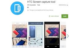 HTC Debuts A Feature-packed Screen Capture Tool for Android Users