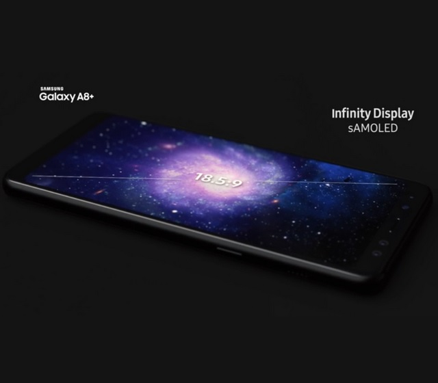 Samsung Launches Amazon-Exclusive Galaxy A8+ in India for Rs 32,990