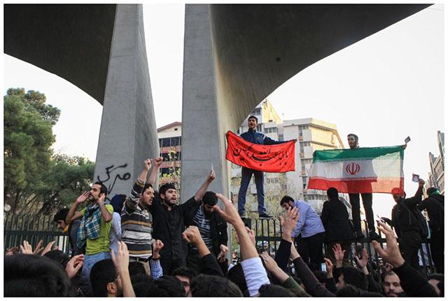 Iran Blocks Social Media, Telegram Channels Amid Mass Protests
