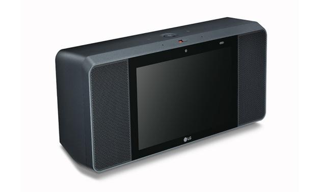 lg speaker touch