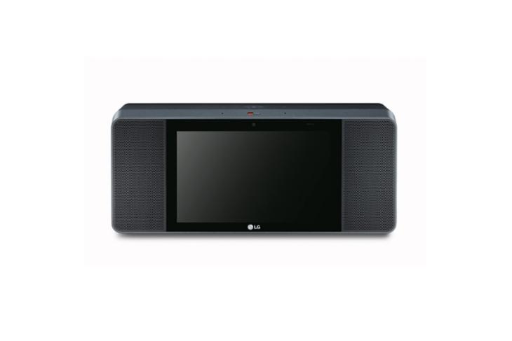 lg thinq speaker touchscreen