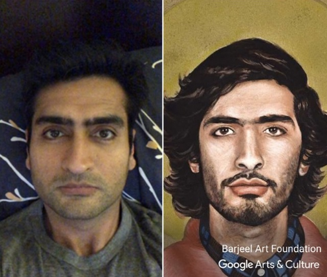 Google's AI Trick Introduces You to Your Art Doppelganger