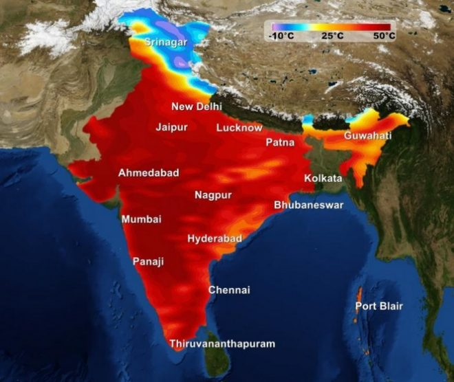 India Deploys Cray Supercomputers to Weather and Climate Change Monitoring
