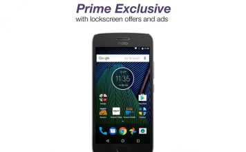 "Moto G5 Plus via ""Amazon Prime Exclusive"" Has a Serious Security Bug"