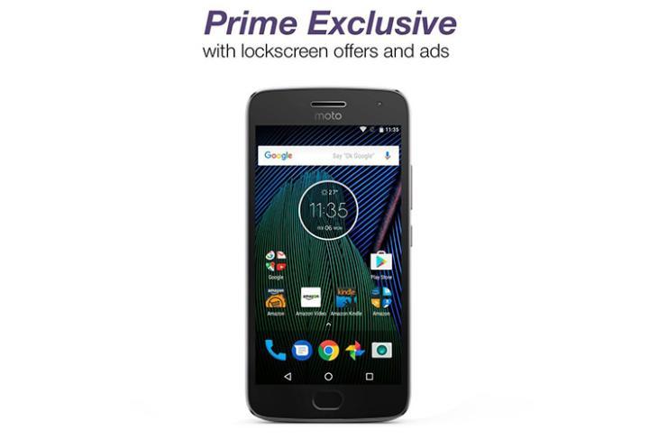 "Moto G5 Plus via ""Amazon Prime Exclusive"" Has a Serious Security Bug"