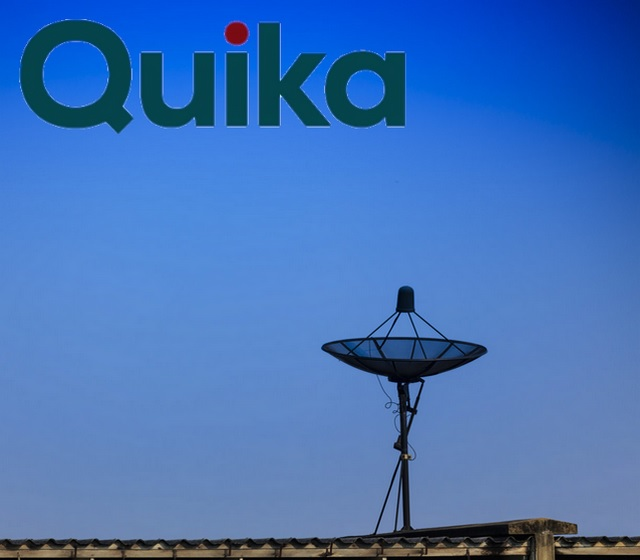 Quika Beats Google, Facebook to Launch the World's First Free Satellite Internet Service