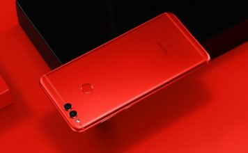 Huawei's Honor 7X Gets Painted in Red For Its Official U.S Debut