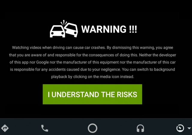 Unofficial SDK Brings 'Dangerous' YouTubeAuto to Android Auto