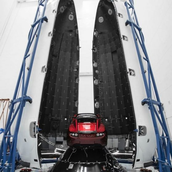 roadster spacex
