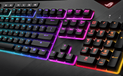 ROG Strix Flare keyboard by Asus