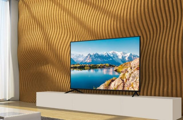 Mi TV 4A supports HDR10+