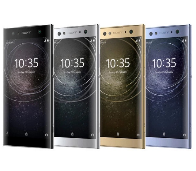 Press Renders and Specs of Upcoming Sony Xperia XA2 and XA2 Ultra Leaked