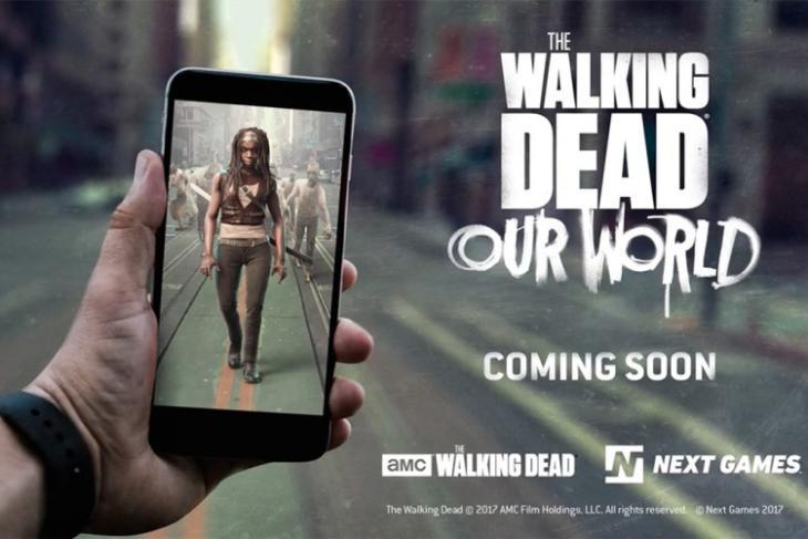 walking dead out world