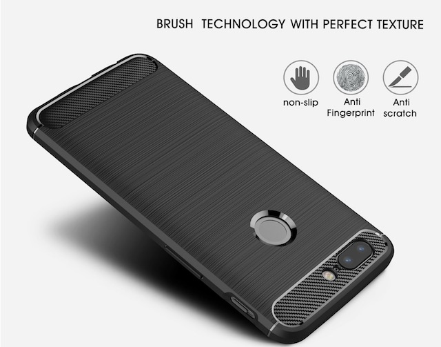 4. WOW Imagine Carbon Fibre Case
