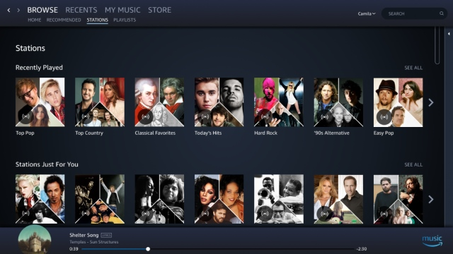 Amazon Music Windows 1