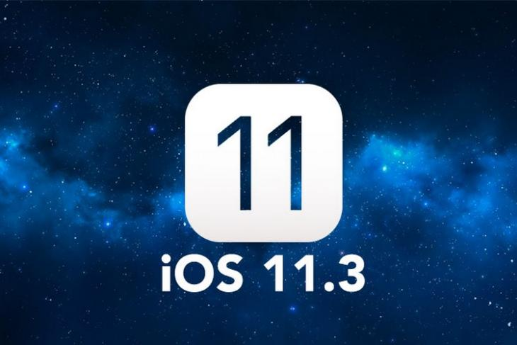 Apple Releases iOS 11.3 Beta 2, New ClassKit Framework and Battery Health Tool in Tow
