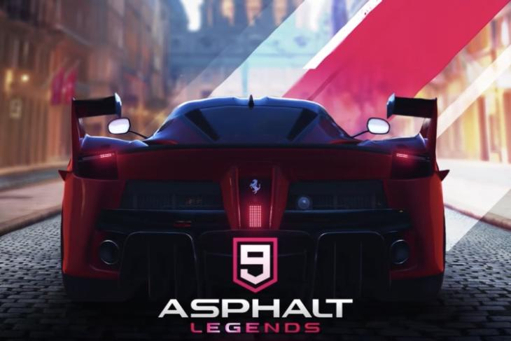Asphalt 9- Legends is coming soon to Android