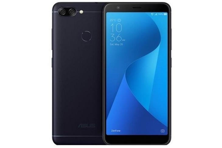 Asus Zenfone Max Plus M1 website