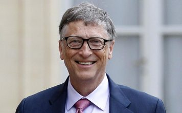 bill gates earthnow