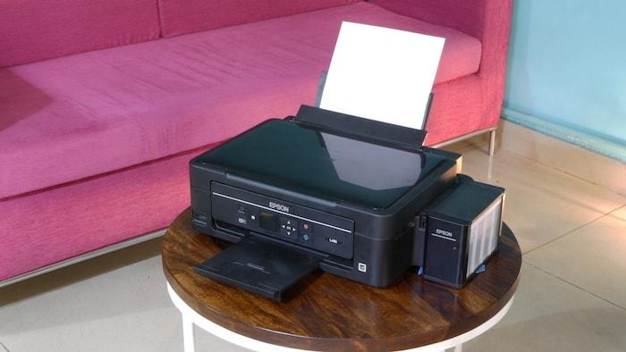 Epson L485 Printer 7