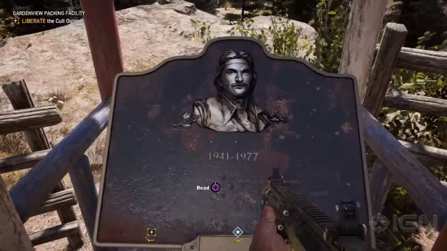 Far Cry 5 Intel