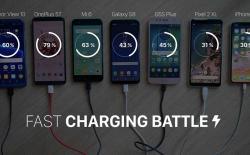 Fast Charging Battle