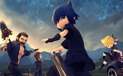 Final Fantasy XV Pocket Edition is Now Available on Android and iOS