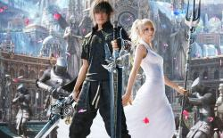 Final Fantasy XV Windows Edition website