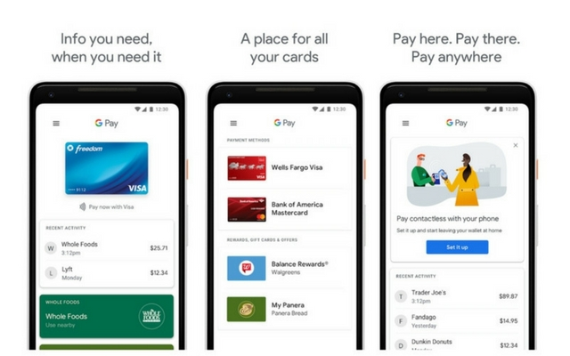 Google to Abide by India's Data Storage Terms For Google Pay, But Seeks More Time