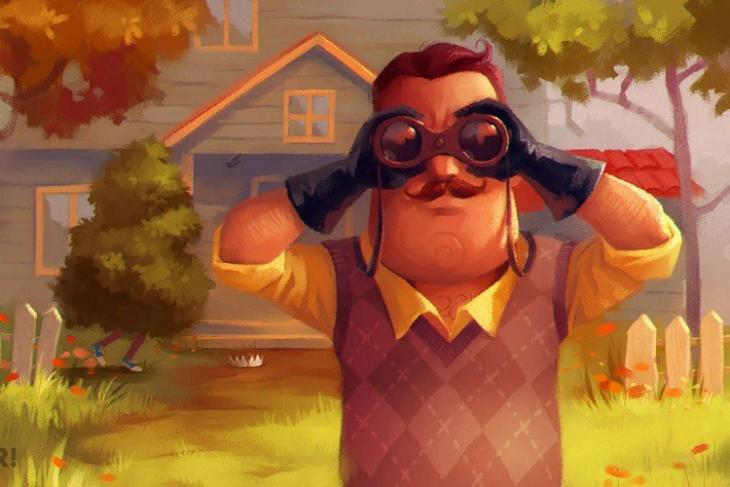 More Games Including 'Hello Neighbor' Coming to Nintendo Switch This Year