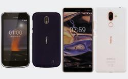 High-res Images of the Upcoming Nokia 7 Plus, Entry-level Nokia 1 Leaked