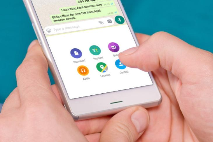 How to Get WhatsApp Payments on Android or iPhone Right Now