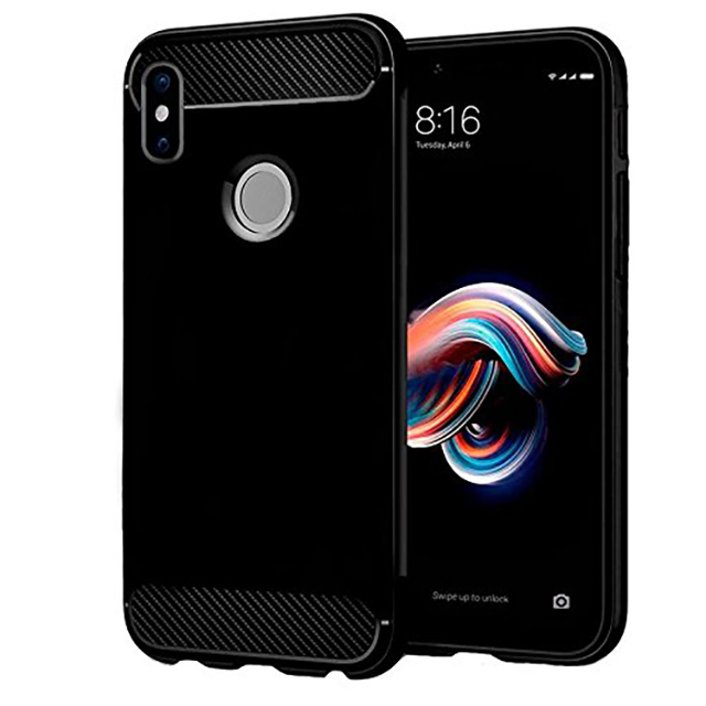 Mobi Armor Redmi Note 5 Pro Rugged cover