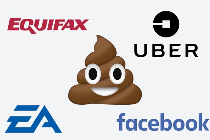 Most Hated companies featured