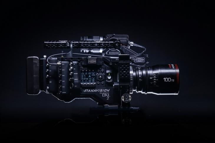Panavision Unveils the Millennium DXL2 Camera With a Monstrous 8K Sensor