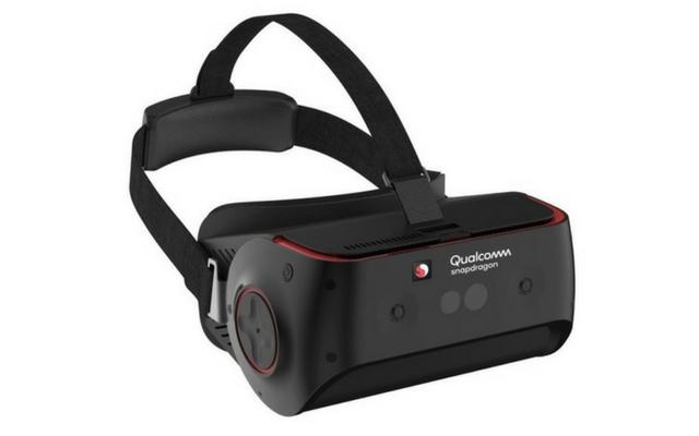 Qualcomm Snapdragon 845 VR Platform Promises Eye-Tracking, Super-High Res Displays