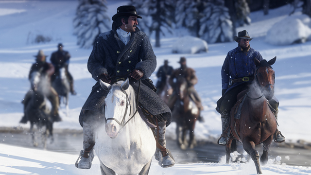 It's Official: Red Dead Redemption 2 Will Launch On October 26, 2018